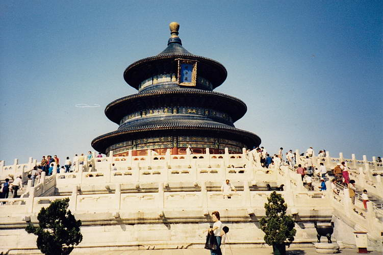der Himmelstempel in Peking