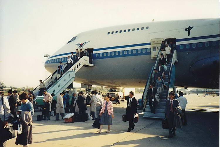 china 1986 flug berlin frankfurt peking elke und joachim gerhards reiseseiten. Black Bedroom Furniture Sets. Home Design Ideas