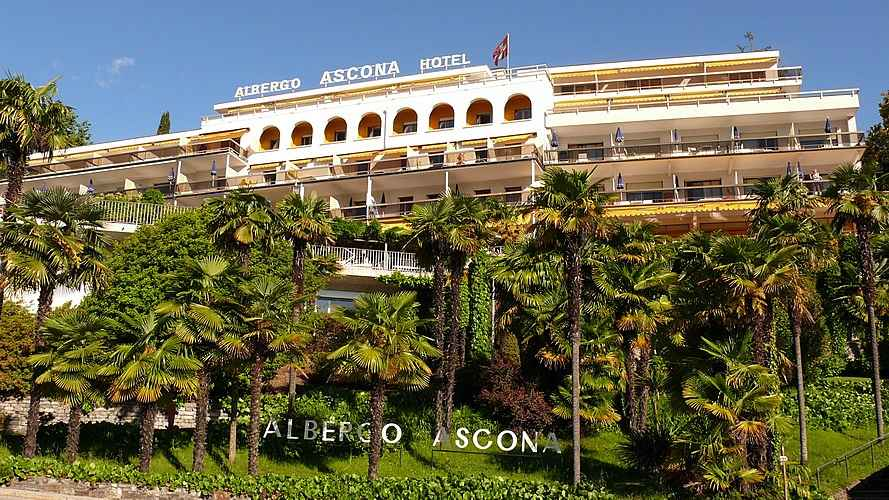 Ascona Hotels  Sterne